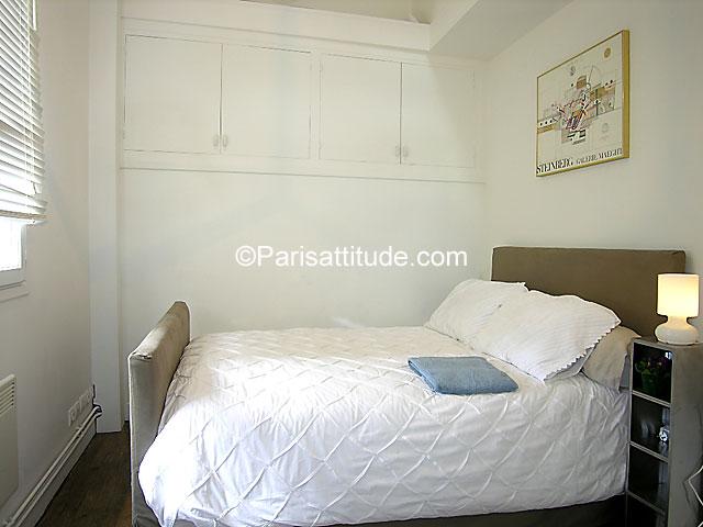 Louer un appartement paris 75004 31m saint louis island ref 3682 - Chambre parentale 12m2 ...