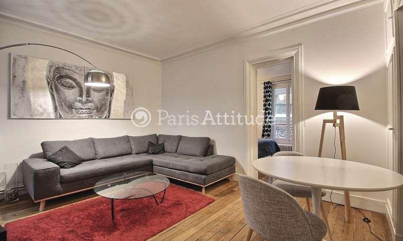 Rent Apartment 1 Bedroom 40m² rue Duvivier, 75007 Paris