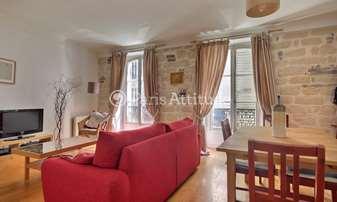 Aluguel Apartamento 1 quarto 46m² rue Legendre, 17 Paris