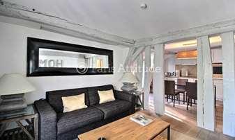 Location Appartement 1 Chambre 40m² rue de Tournon, 6 Paris