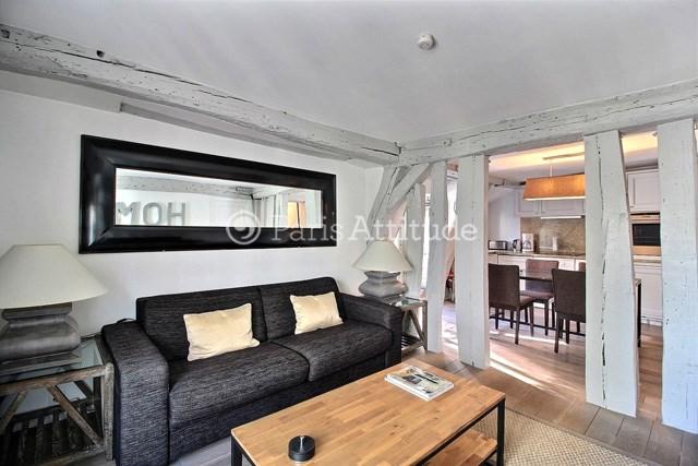Aluguel Apartamento 1 quarto 40m² rue de Tournon, 75006 Paris