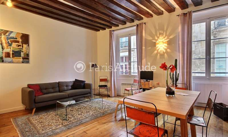 Rent Apartment 1 Bedroom 40m² rue Monsieur Le Prince, 75006 Paris