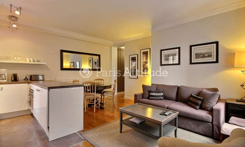 Rent Apartment 2 Bedrooms 66m² rue Charlemagne, 75004 Paris