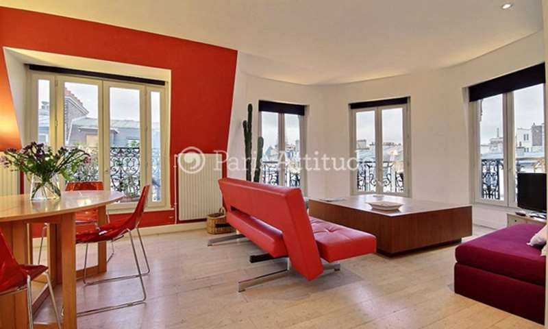 Rent Apartment 1 Bedroom 70m² rue Claude Chahu, 75016 Paris