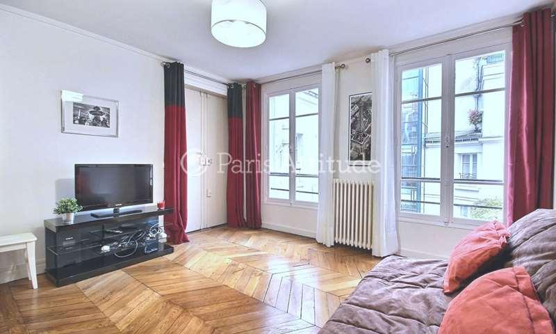Location Appartement Studio 32m² rue Godot de Mauroy, 75009 Paris