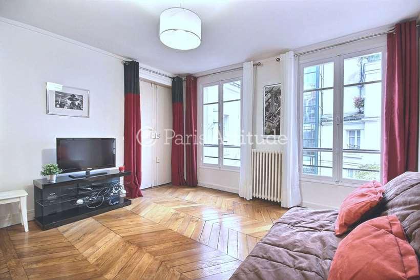 Louer Appartement meublé Studio 32m² rue Godot de Mauroy, 75009 Paris