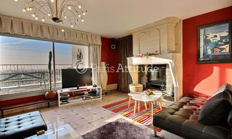 Rent Apartment 2 Bedroom 83m² rue de la Folie Regnault, 75011 Paris