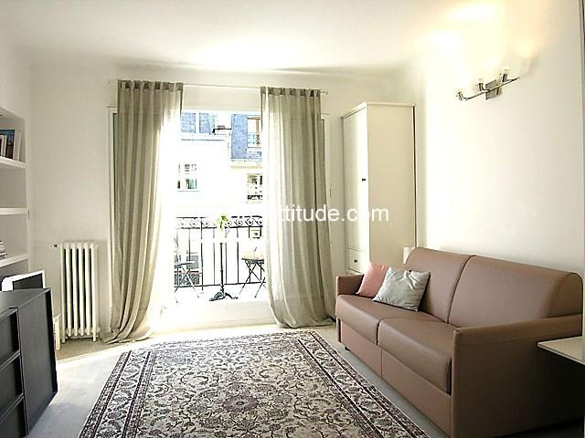 Rent Apartment Studio 25m² rue de Choiseul, 75002 Paris