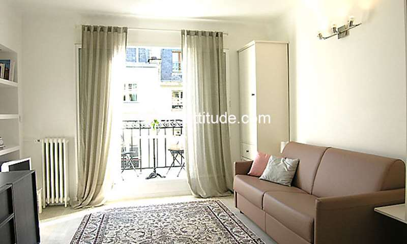 Rent Apartment Studio 25m² rue de Choiseul, 75002 Paris