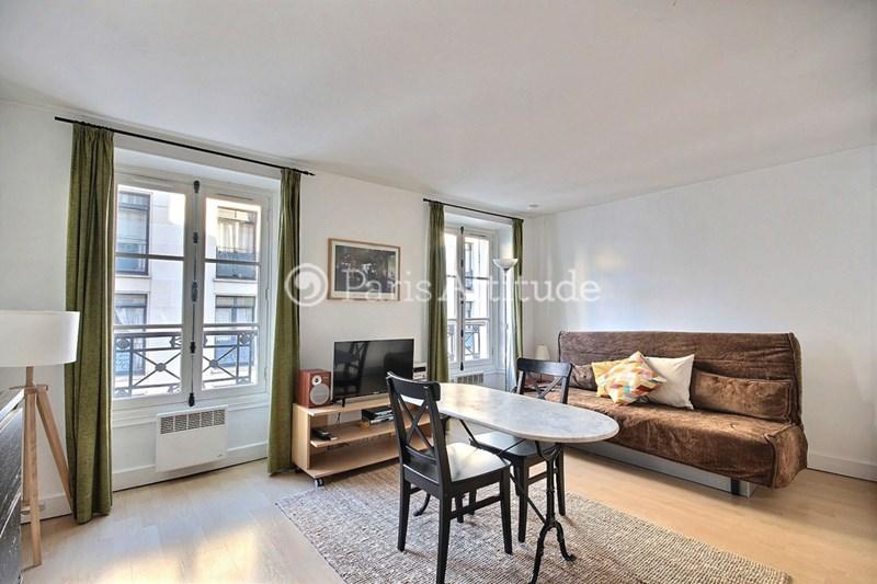Location Appartement Studio 21m² rue des Vinaigriers, 75010 Paris