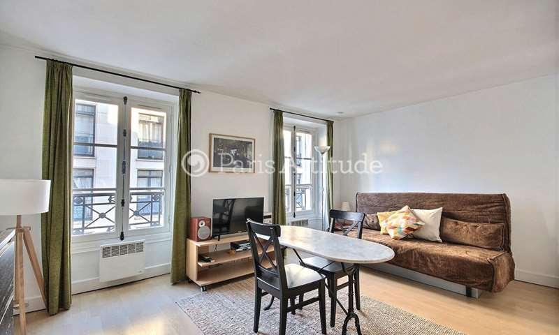 Rent Apartment Studio 21m² rue des Vinaigriers, 10 Paris