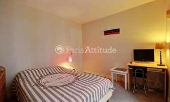 Rent Apartment Studio 32m² rue de la Croix Nivert, 15 Paris