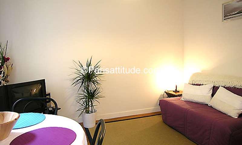 Rent Apartment 1 Bedroom 34m² Cite Dupont, 75011 Paris