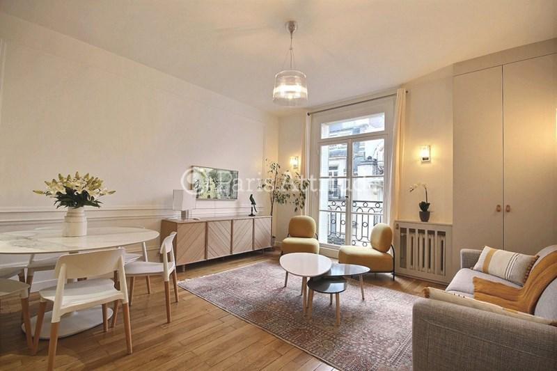 Location Duplex 2 Chambres 100m² square Villaret de Joyeuse, 75017 Paris