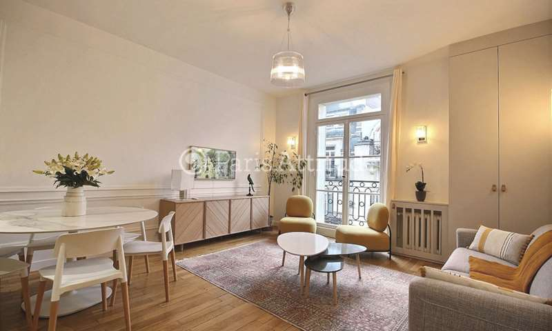 Rent Duplex 3 Bedroom 100m² square Villaret de Joyeuse, 75017 Paris