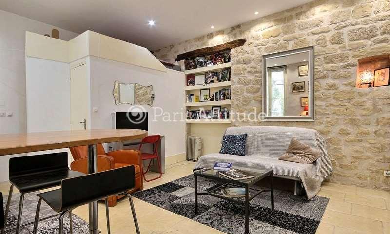 Rent Apartment Studio 32m² rue d Hauteville, 10 Paris