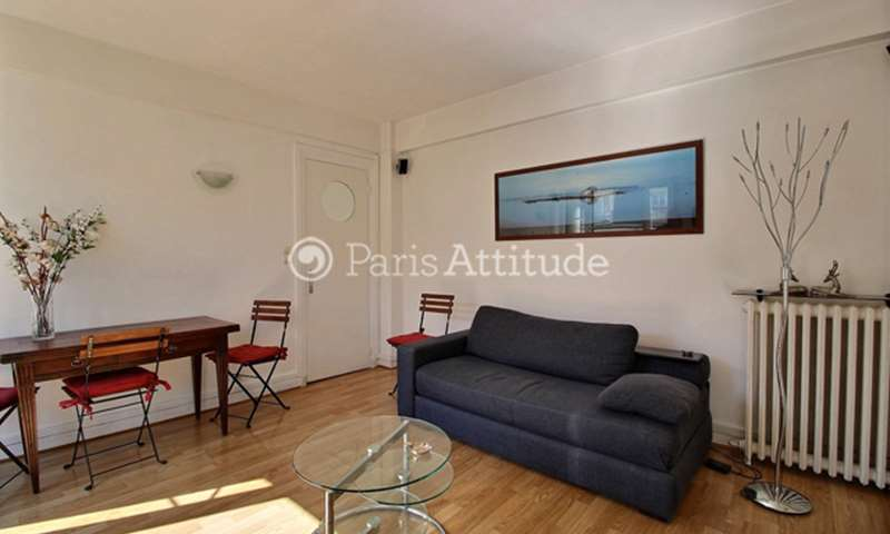 Rent Apartment 1 Bedroom 37m² rue du Dobropol, 17 Paris