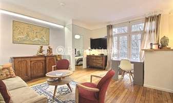 Rent Apartment 1 Bedroom 45m² rue Michel Ange, 16 Paris