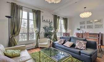 Rent Apartment 1 Bedroom 55m² quai de Grenelle, 15 Paris