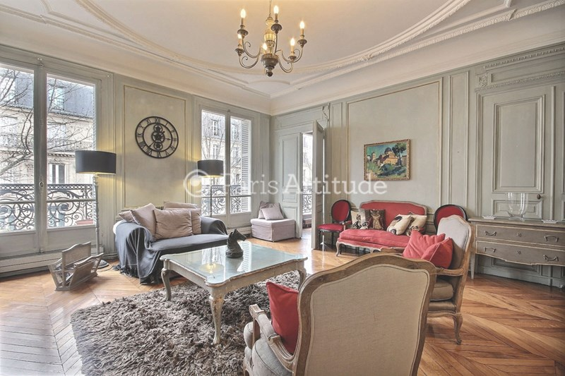 Location Appartement 3 Chambres 160m² avenue Franklin D. Roosevelt, 75008 Paris