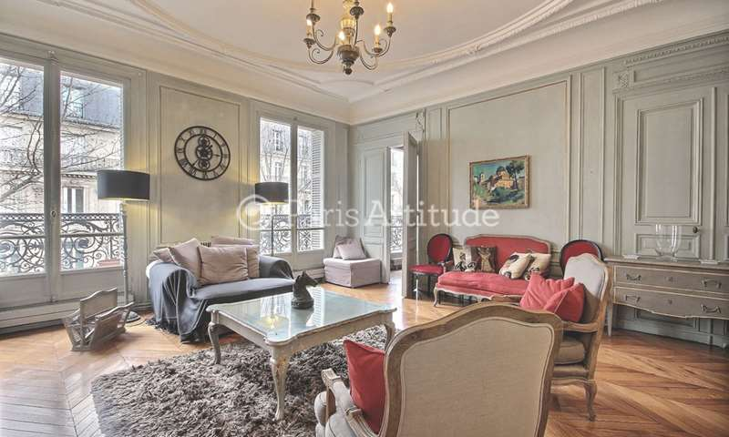 Rent Apartment 3 Bedrooms 160m² avenue Franklin D. Roosevelt, 8 Paris