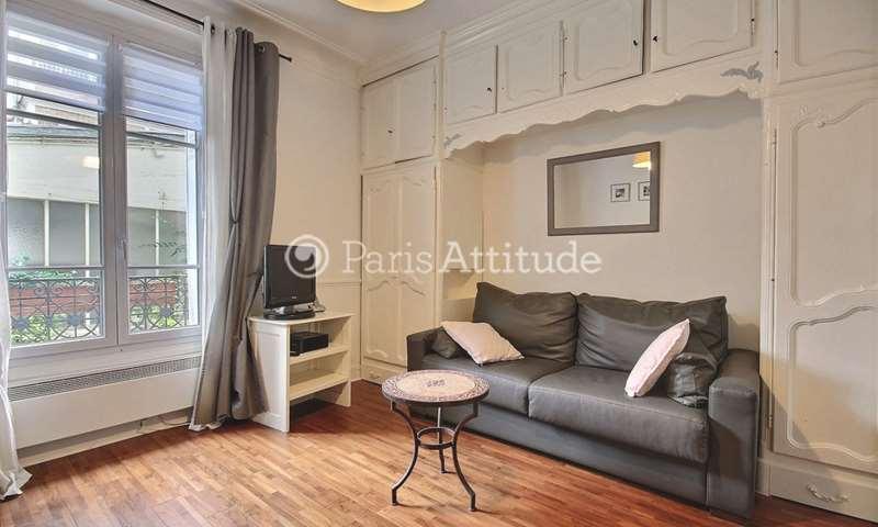 Rent Apartment Studio 25m² rue de Sevres, 7 Paris
