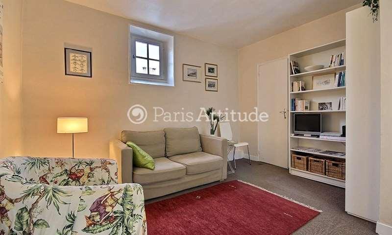 Rent Apartment 1 Bedroom 31m² passage Cottin, 18 Paris