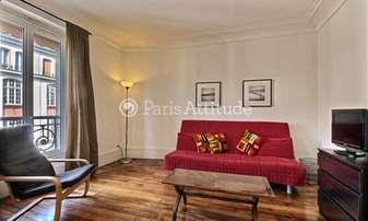 Rent Apartment 1 Bedroom 42m² rue Monge, 5 Paris