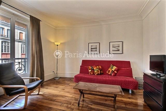 Location Appartement 1 Chambre 42m² rue Monge, 75005 Paris