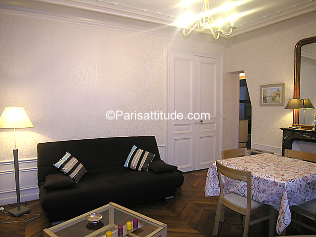 Apartment 1 Bedroom 54 m² Le Marais