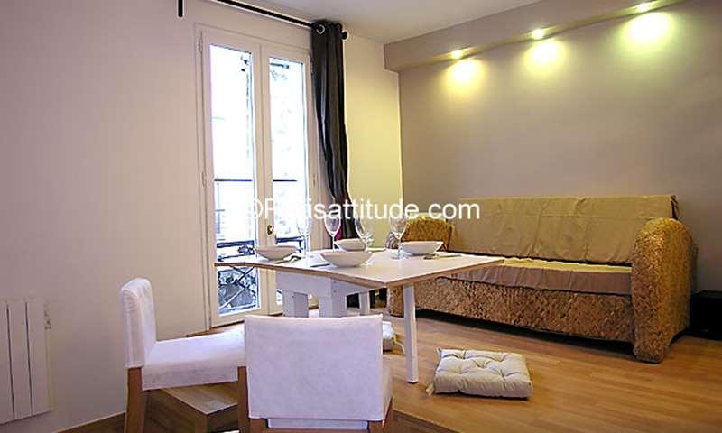 Rent Apartment Studio 20m² rue Petion, 75011 Paris