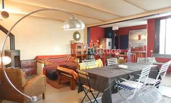 Rent Duplex 2 Bedrooms 100m² rue du Faubourg Saint Denis, 10 Paris
