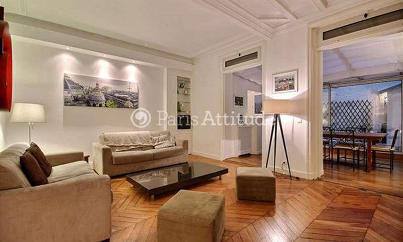 Rent Apartment 3 Bedrooms 112m² rue Leo Delibes, 16 Paris