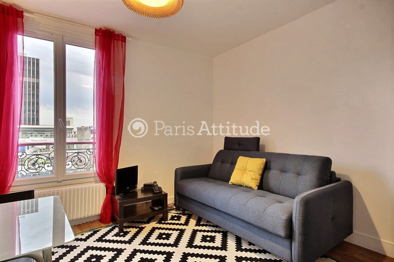 Location Appartement Studio 20m² rue Dumeril, 75013 Paris