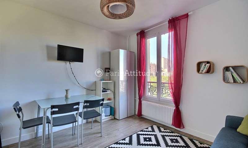 Location Appartement Studio 20m² rue Dumeril, 13 Paris