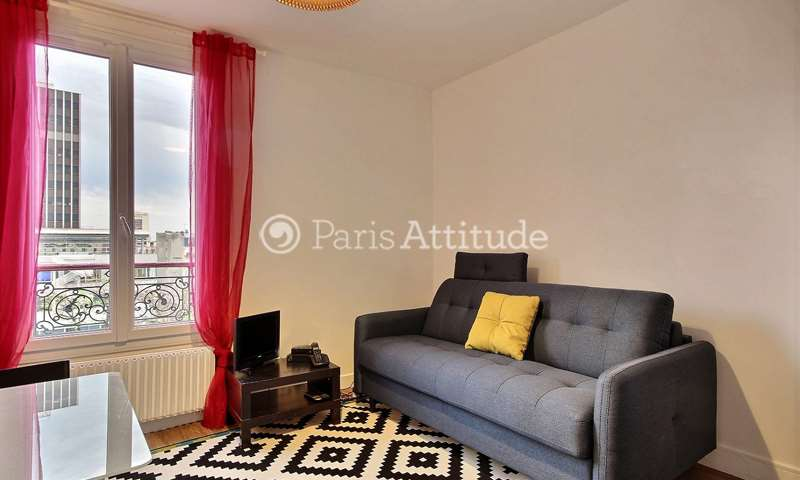 Rent Apartment Studio 20m² rue Dumeril, 75013 Paris