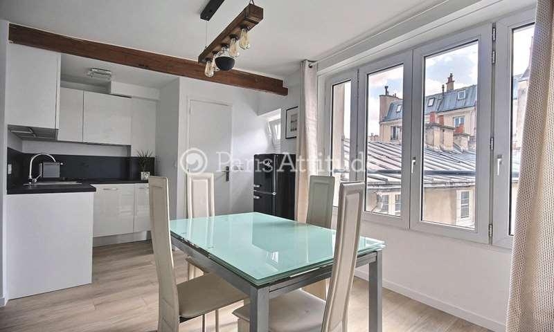 Rent Apartment 1 Bedroom 40m² rue au Maire, 3 Paris