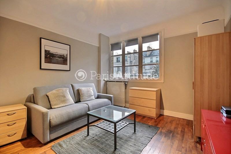 Rent Apartment Studio 24m² rue des Apennins, 75017 Paris