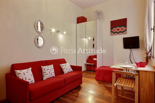 Captivating Rent Apartment Studio 17 M²