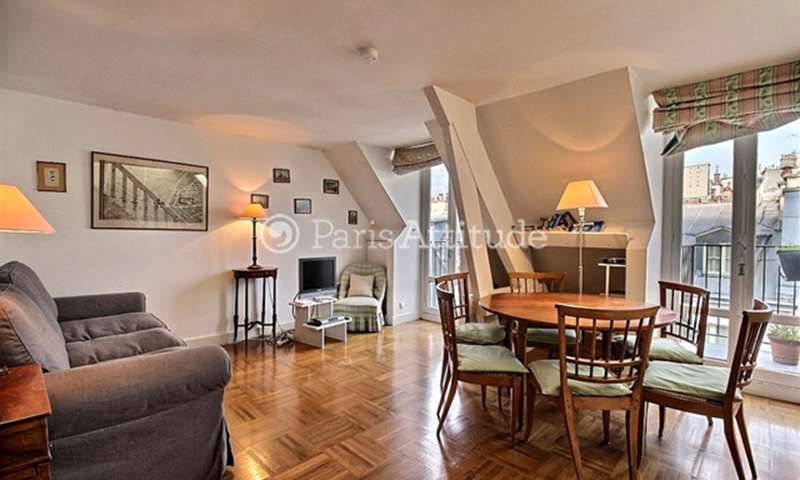 Rent Duplex 1 Bedroom 44m² rue de Grenelle, 75007 Paris