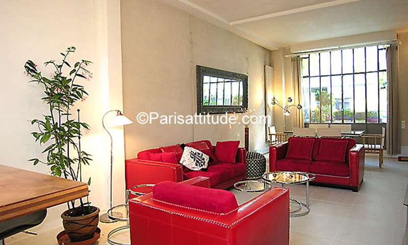 Rent Townhouse 3 Bedrooms 115m² rue de la Clef, 5 Paris