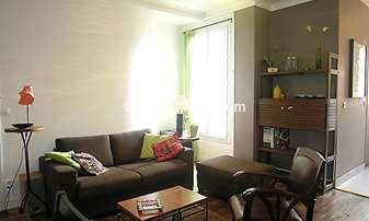 Rent Apartment 1 Bedroom 35m² rue Sorbier, 20 Paris