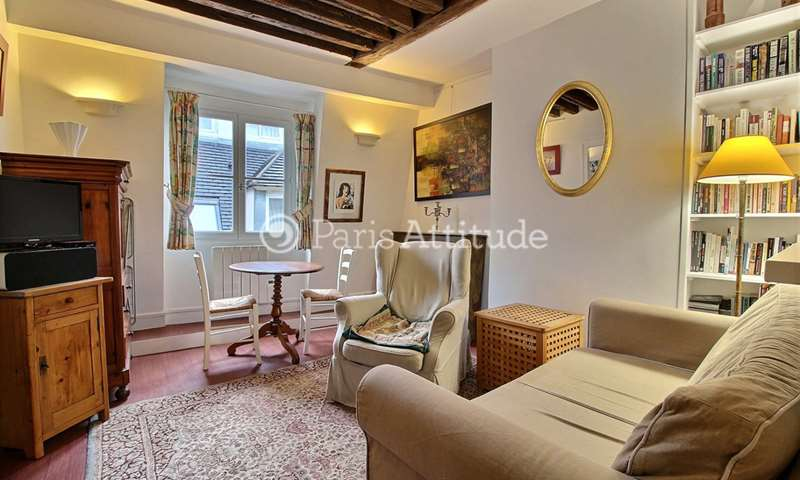 Rent Apartment Alcove Studio 39m² rue Xavier Privas, 75005 Paris