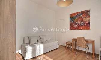 Rent Apartment Studio 18m² rue de la Grange aux Belles, 10 Paris