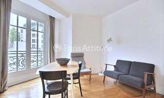 Rent Apartment Studio 29m² rue Gossec, 12 Paris
