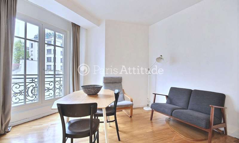 Location Appartement Studio 29m² rue Gossec, 12 Paris