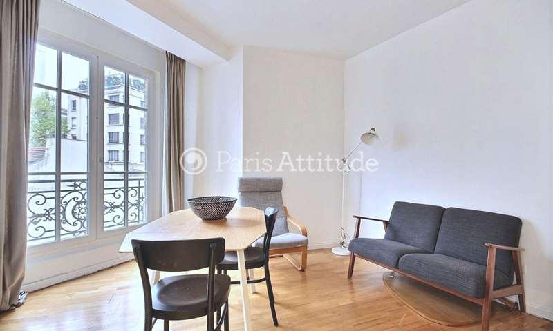 Location Appartement Studio 29m² rue Gossec, 75012 Paris