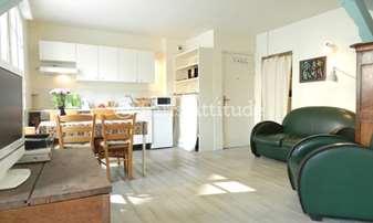 Rent Apartment Alcove Studio 34m² rue Crozatier, 12 Paris