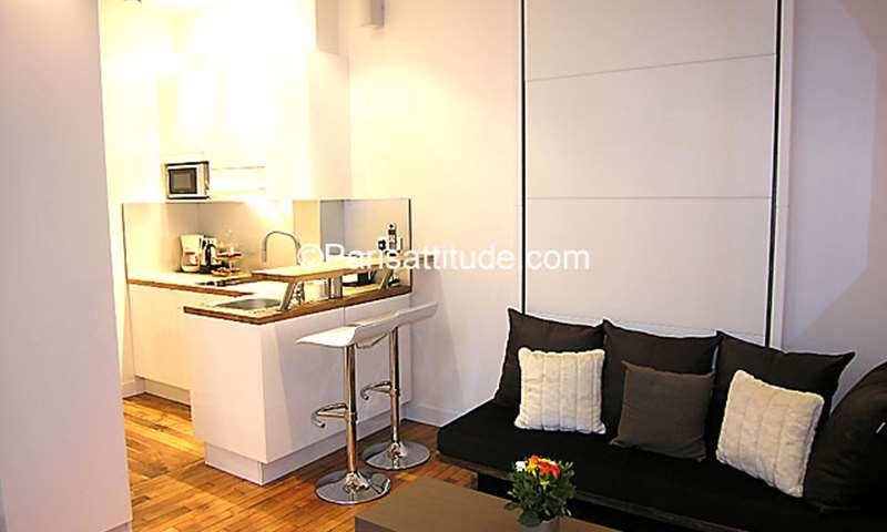 Rent Apartment Studio 20m² rue Vavin, 75006 Paris