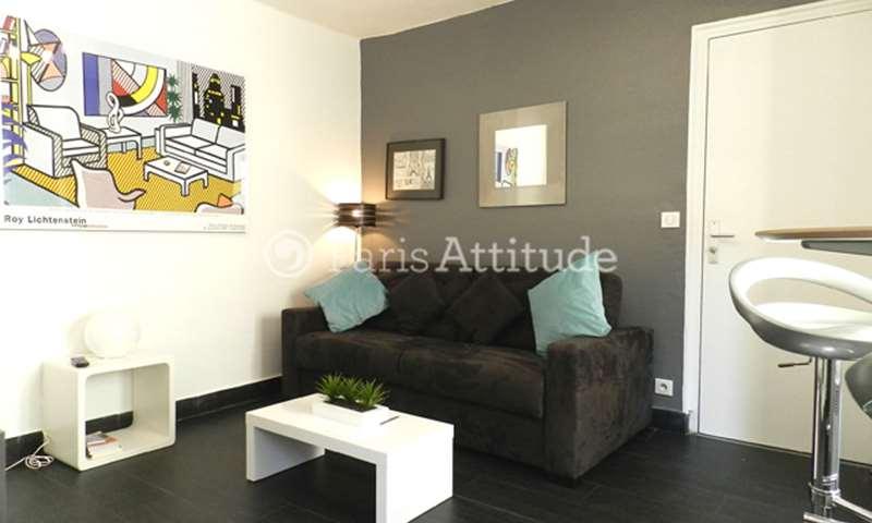 Rent Apartment Studio 20m² rue des Rosiers, 4 Paris